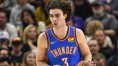 戴格诺特:吉迪需要适应NBA的比赛速度,他和穆